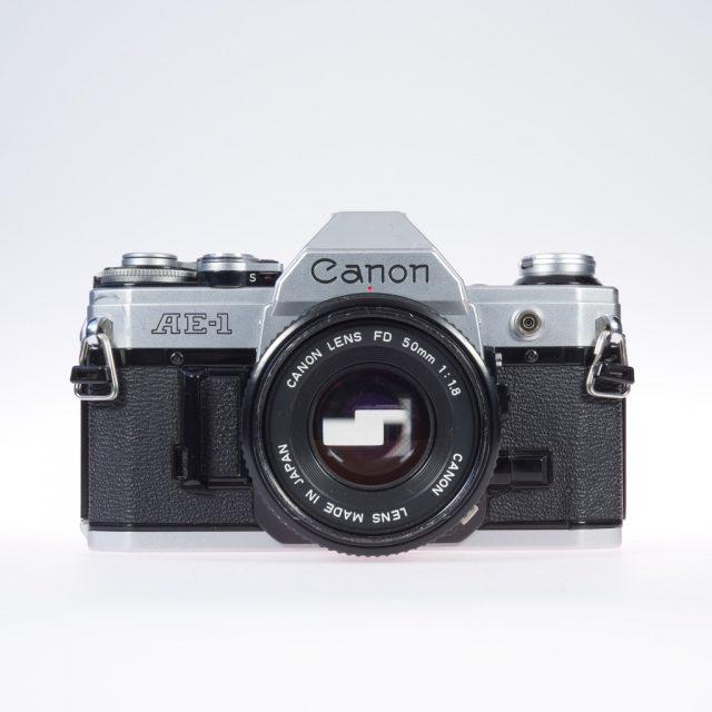 100501 - Canon AE-1