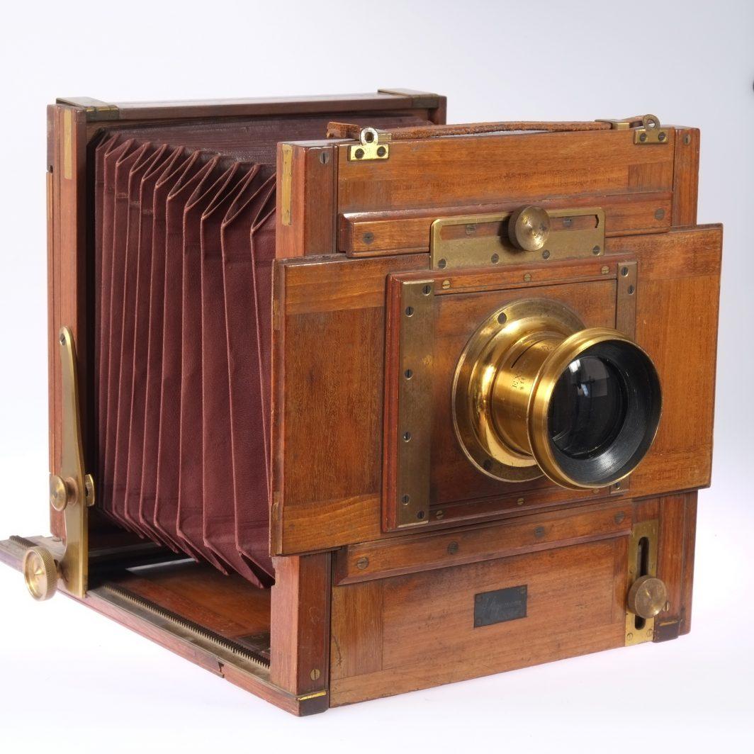 Large Format Cameras