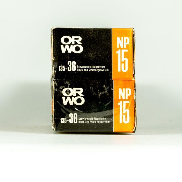 Orwo NP 15 153-36, 10er Pack