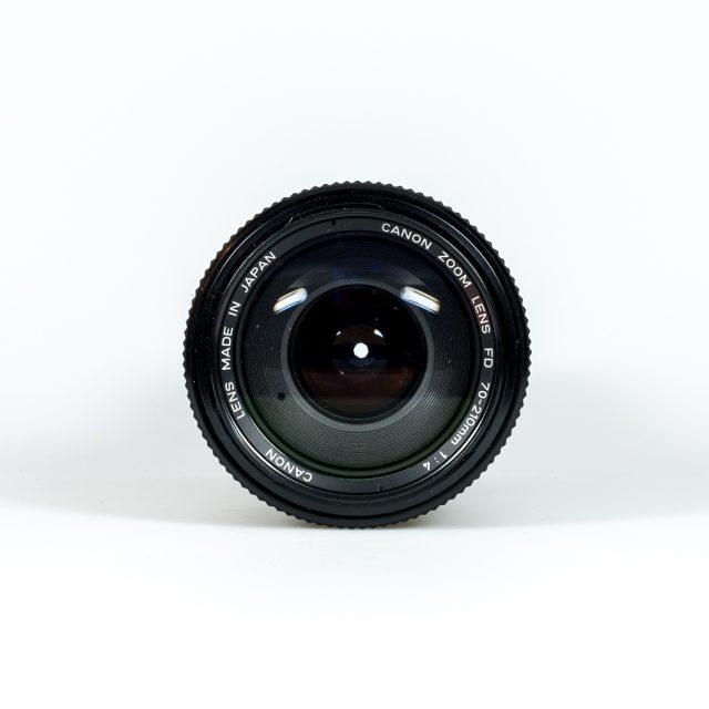 Canon FD 4/70-210mm
