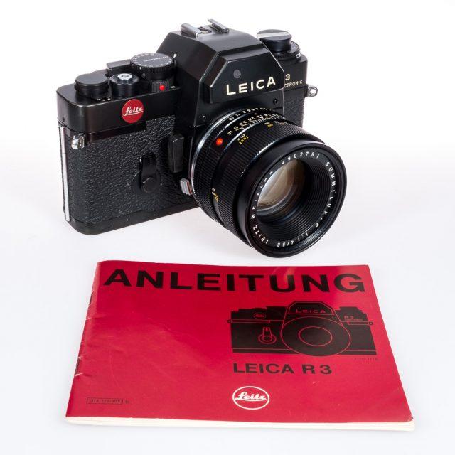Leitz Leica R3 Electronic