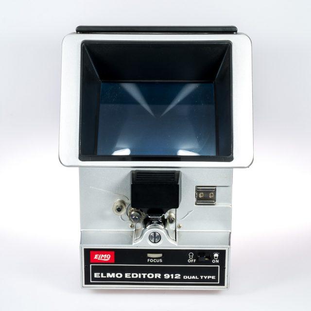 Elmo Editor 912 Dual Type Filmbetrachter