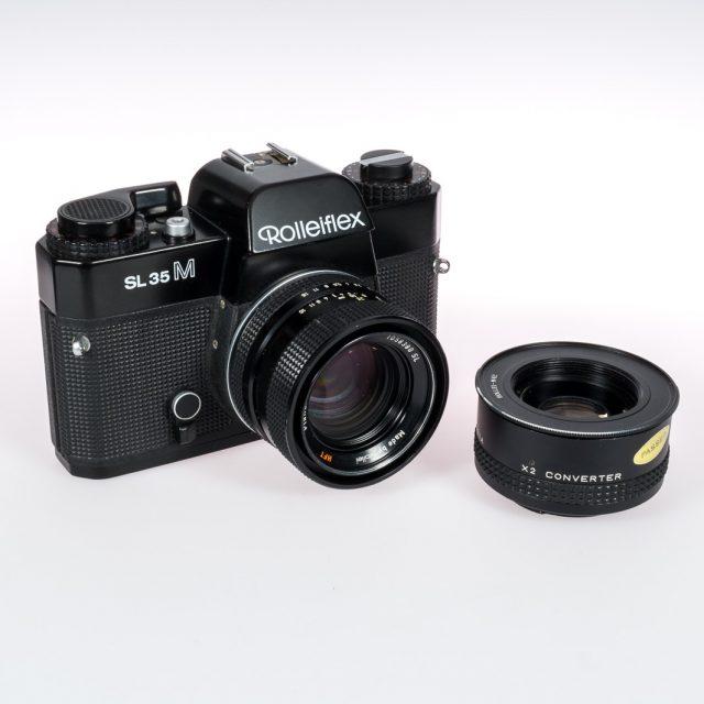 Rolleiflex SL 35 M