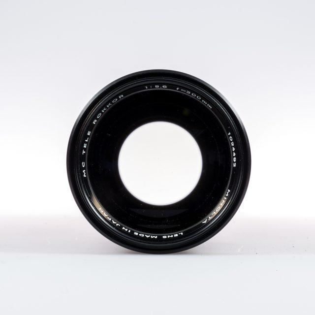 Minolta MC 5,6/300mm