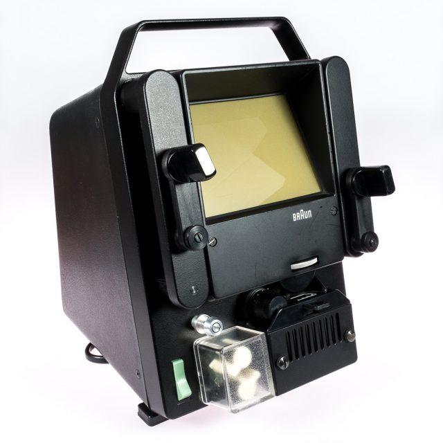 100852-Braun SB1 Filmbetrachter