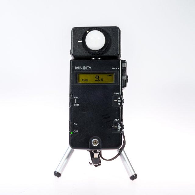 101100-Minolta Flash Meter III