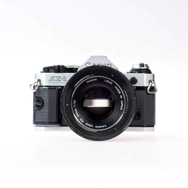 101087-Canon AE-1Program