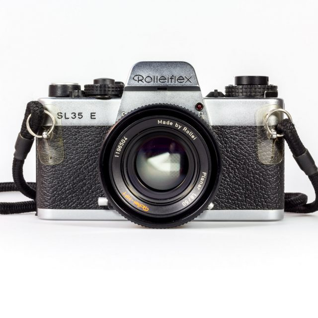 Rolleiflex SL35 E Front